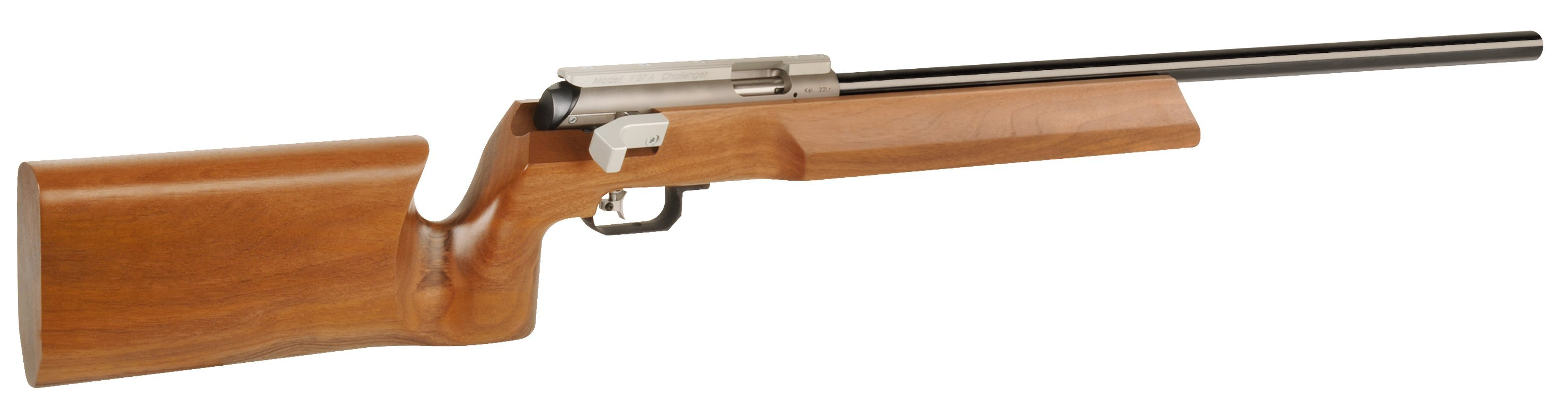 F27A with a BR-50 benchrest stock