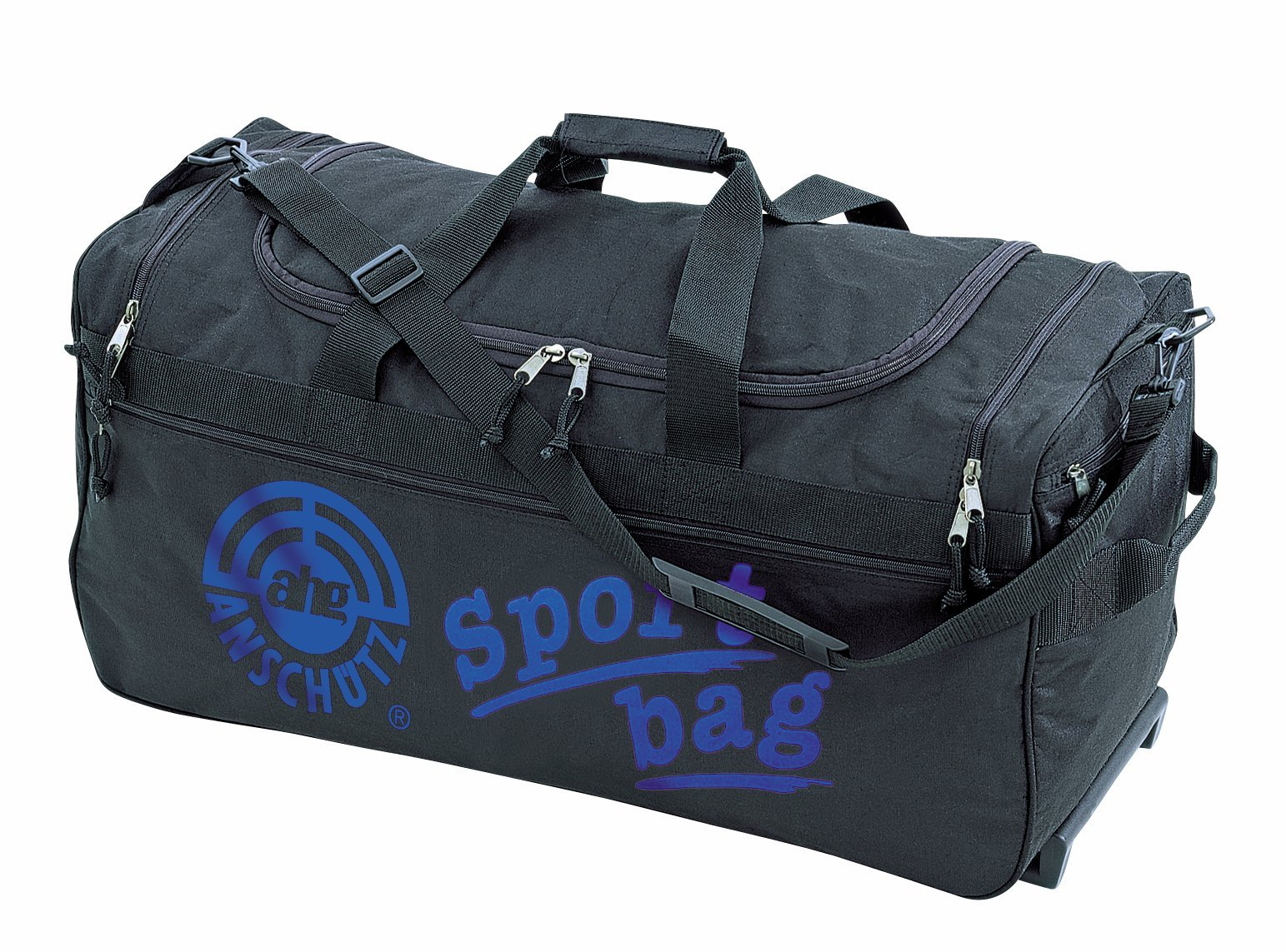 ahg-SHOOTING BAG with wheels