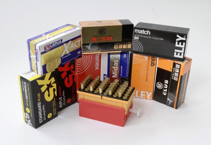 The Cartridge Rack Kit